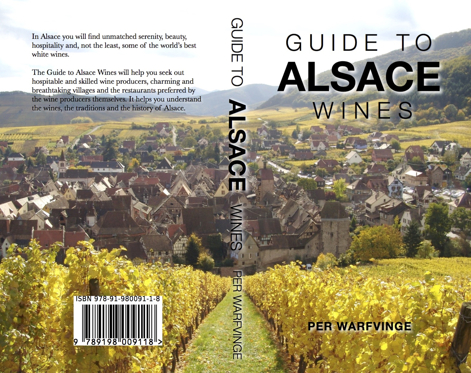 Per Warfvinge On The Wines Villages And Terroirs Of Alsace