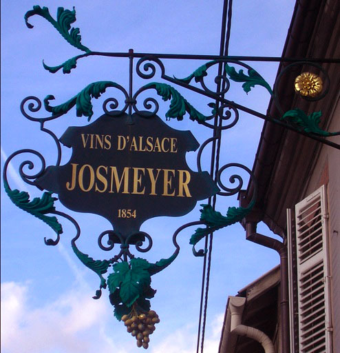 guide to the wines, villages and terroirs of alsace - josmeyer