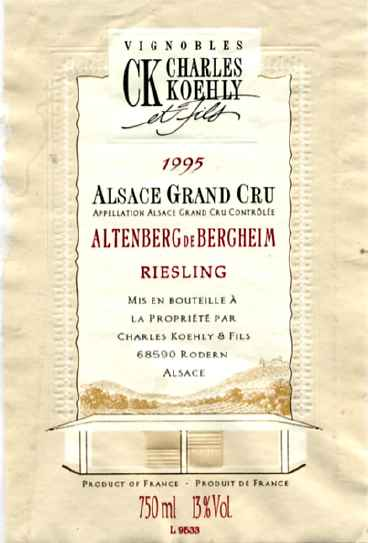 guide to the wines, villages and terroirs of alsace